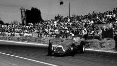 Luigi Fagioli al GP di Francia 1951, vinto all'età di 53 anni