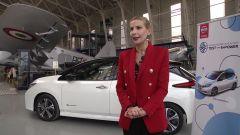 Luisa di Vita di Nissan Italia in un'altra immagine