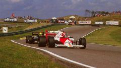 L'ultimo GP d'Olanda 1985 a Zandvoort
