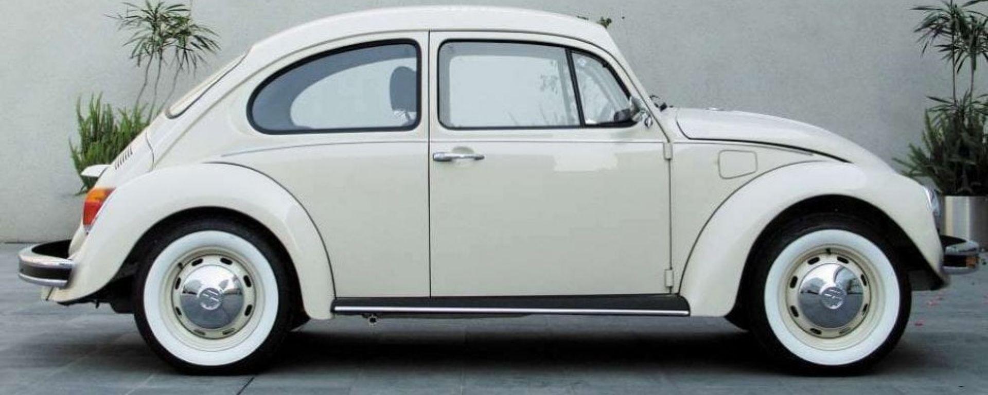 L'ultimo Maggiolino Volkswagen: storia di un mito