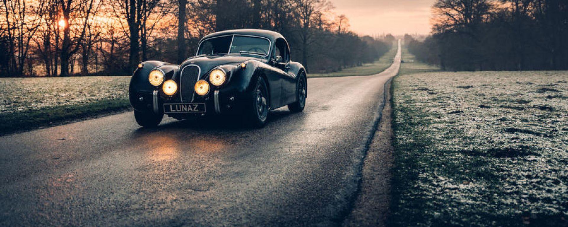 Lunaz: la startup inglese che elettrifica le auto storiche