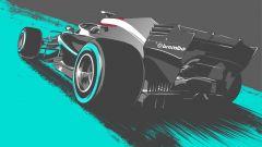 Lunghezza frenata Mercedes by Brembo