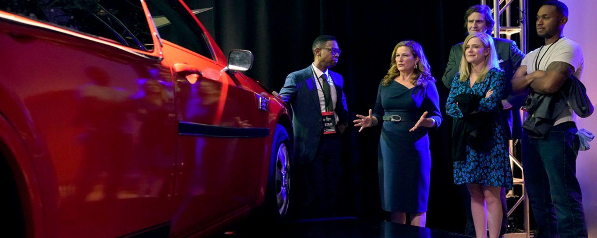 L'unica foto ufficiale da American Auto di NBC