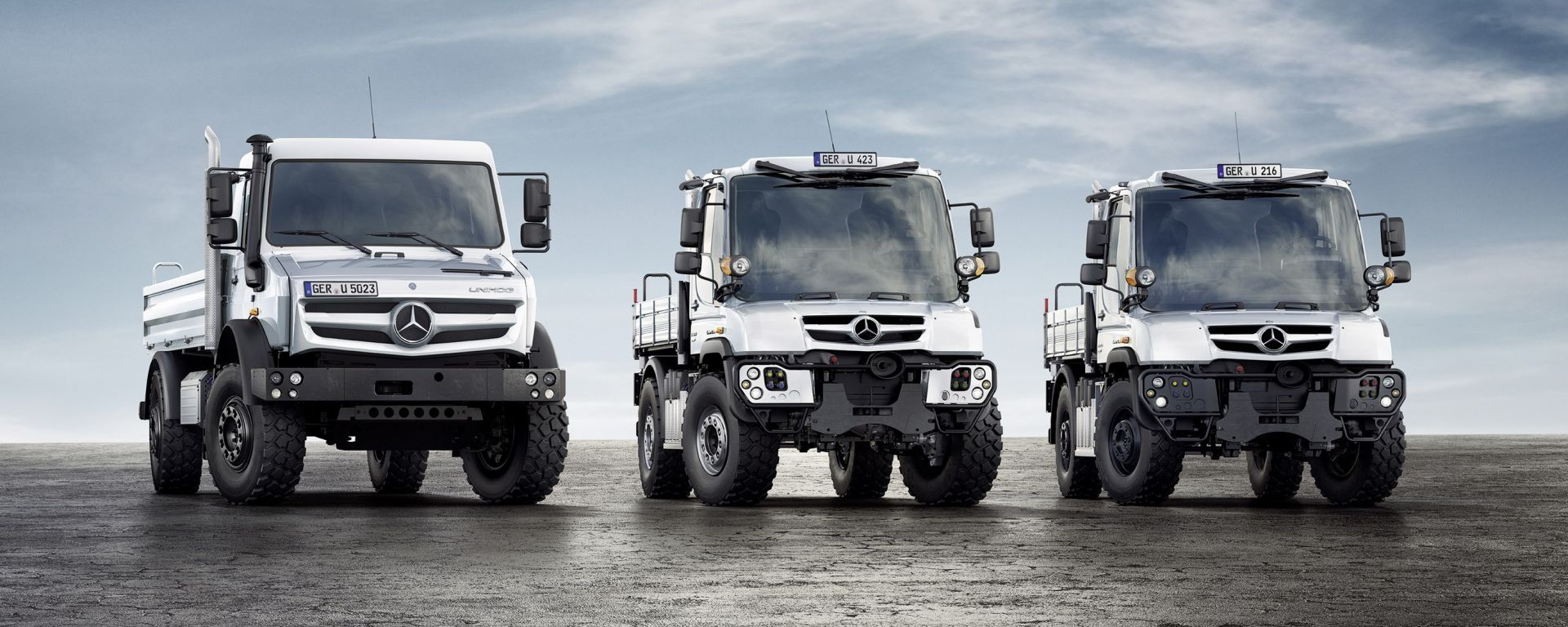 "L'Unimog è ""Off-road Vehicle of the Year 2013"""