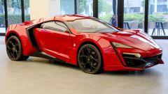 Lycan HyperSport in NFT: all'asta l'auto di F&F7