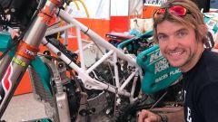 Lyndon Poskitt alle prese con la LPR 732 cc Factory Rally Adventure