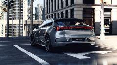 Lynk & Co Zero Concept: 3/4 posteriore