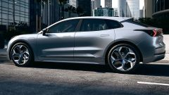 Lynk & Co Zero Concept: laterale