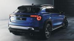 Lynk&Co 02: ecco la cugina cinese della Volvo XC40 - Immagine: 8