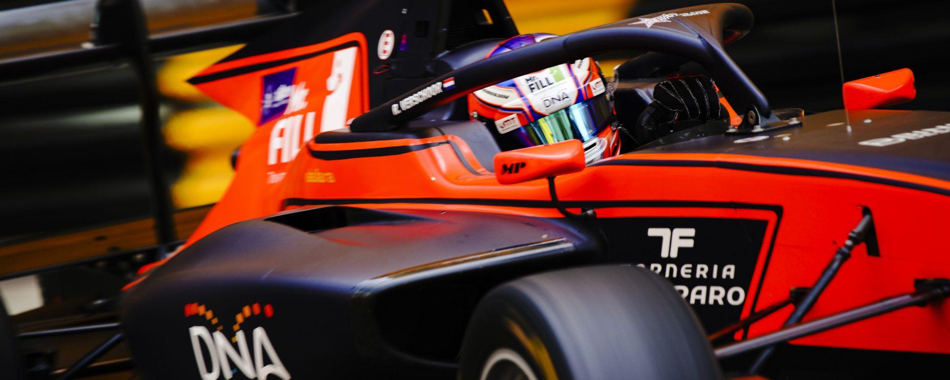 Macao GP: Vittoria a sorpresa per l'olandese Verschoor