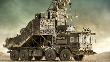 Mad Max: Fury Road, all'asta i veicoli del film