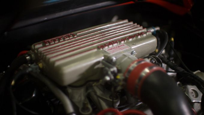 Maggiore 308M, il V8 Quattrovalvole