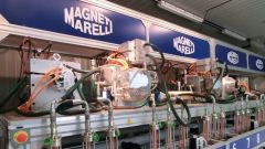 Magneti Marelli: un banco prova per motogeneratori
