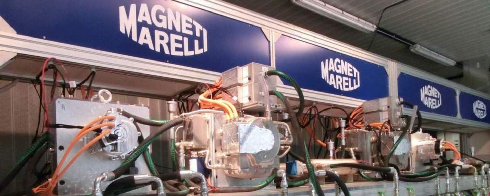 Magneti Marelli, via libera allo scorporo da FCA