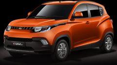 Mahindra KUV100: dotazione ricca per l'anti Panda indiana a 11.480 Euro - Immagine: 10