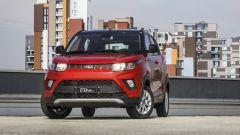 Mahindra KUV100: dotazione ricca per l'anti Panda indiana a 11.480 Euro - Immagine: 3