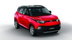 Mahindra KUV100, si può avere con la carrozzeria bi-tono
