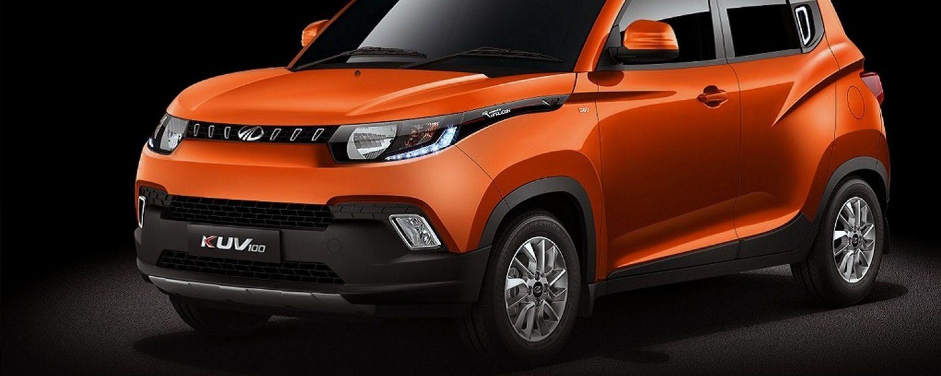 Novit 224 Auto Mahindra Kuv100 Motorbox