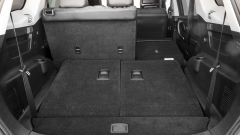 Mahindra XUV500, il vano di carico