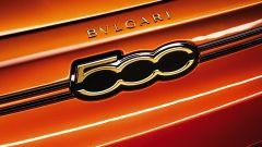 Mai troppo: la 500 elettrica one off by Bulgari - il logo 500