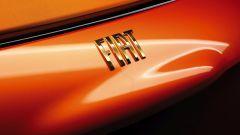 Mai troppo: la 500 elettrica one off by Bulgari - il logo FIAT