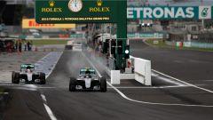 Malaysian GP - Mercedes AMG F1