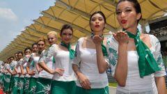 Malesia GP - Grid Girls