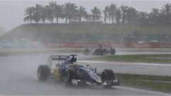 Malesia GP - Il meteo della Malesia può cambiare di colpo, trasformando la pista in un lago