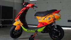 Malossi: quando lo scooter è pronto-gara - Immagine: 24