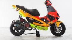 Malossi: quando lo scooter è pronto-gara - Immagine: 14