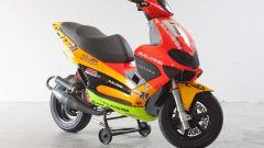 Malossi: quando lo scooter è pronto-gara - Immagine: 15