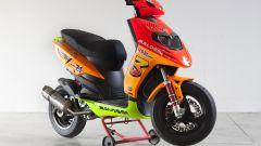 Malossi: quando lo scooter è pronto-gara - Immagine: 17