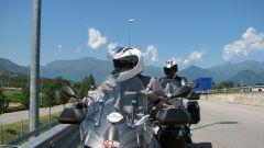Da Mandello a Caponord con le Moto Guzzi - Immagine: 280