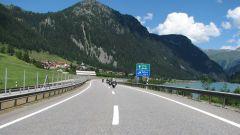 Da Mandello a Caponord con le Moto Guzzi - Immagine: 270