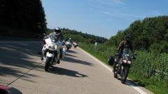 Da Mandello a Caponord con le Moto Guzzi - Immagine: 249