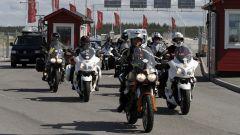 Da Mandello a Caponord con le Moto Guzzi - Immagine: 220