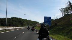 Da Mandello a Caponord con le Moto Guzzi - Immagine: 213