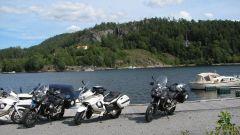 Da Mandello a Caponord con le Moto Guzzi - Immagine: 206