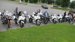 Da Mandello a Caponord con le Moto Guzzi - Immagine: 180