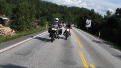 Da Mandello a Caponord con le Moto Guzzi - Immagine: 190