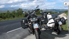 Da Mandello a Caponord con le Moto Guzzi - Immagine: 188