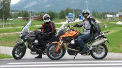 Da Mandello a Caponord con le Moto Guzzi - Immagine: 185