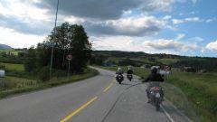 Da Mandello a Caponord con le Moto Guzzi - Immagine: 179