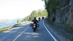 Da Mandello a Caponord con le Moto Guzzi - Immagine: 155