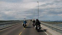 Da Mandello a Caponord con le Moto Guzzi - Immagine: 117