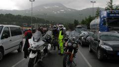 Da Mandello a Caponord con le Moto Guzzi - Immagine: 67