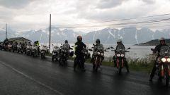 Da Mandello a Caponord con le Moto Guzzi - Immagine: 77