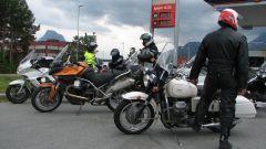 Da Mandello a Caponord con le Moto Guzzi - Immagine: 51