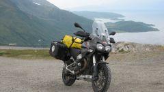 Da Mandello a Caponord con le Moto Guzzi - Immagine: 56