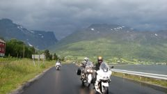 Da Mandello a Caponord con le Moto Guzzi - Immagine: 78